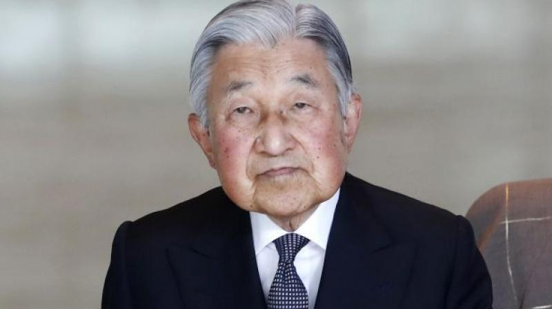 Akihito, 85, was the first Japanese monarch to take the throne under a post-war constitution that defines the emperor as a symbol of the people without political power.  (Photo: AP)