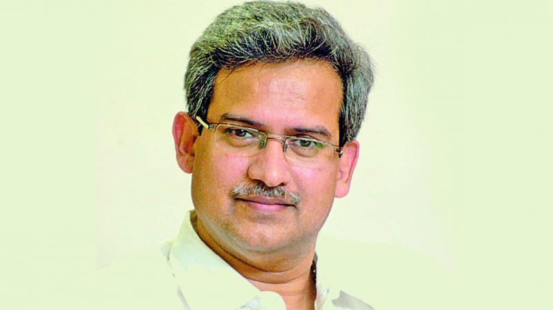 BJP MP Anil Desai (Photo: File)