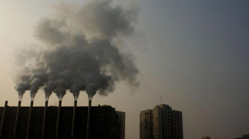 As many as 88 industrial clusters in 16 states  having Comprehensive Environmental Pollution Index of 70 and above were identified as critically polluted areas. (Photo: AFP)