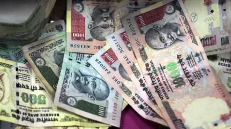 Anil Vij said that the rupee had lost its value since Gandhi's photos were printed on notes. (Representational Image)