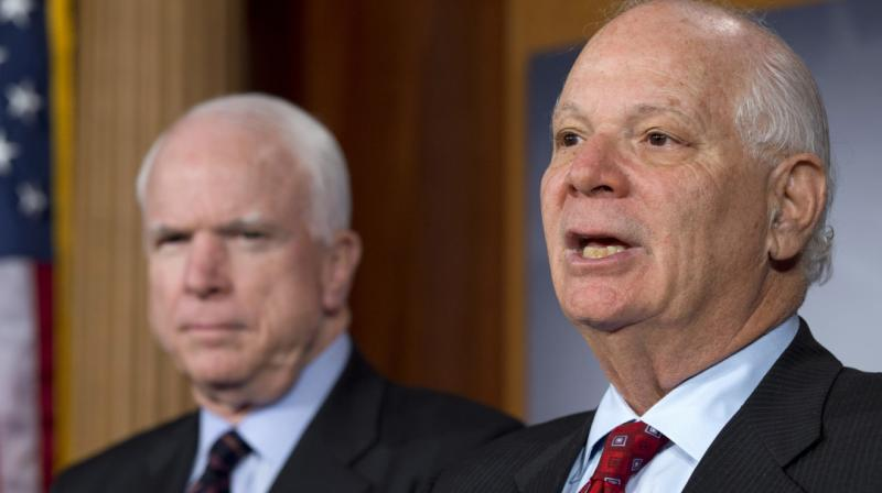 In a joint statement, McCain and Cardin said ultimately, it is up to the people of Myanmar to decide what the fate of their country and democracy will be. (Photo: AP)