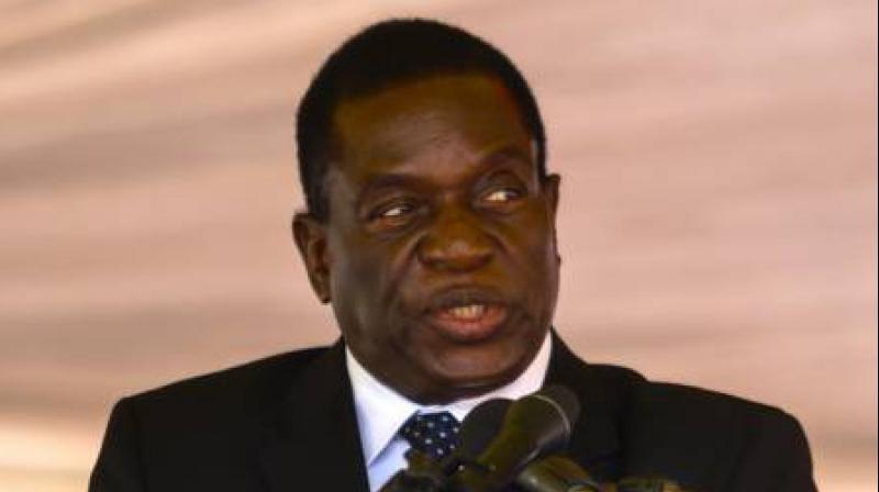 Emmerson Mnangagwa  known as