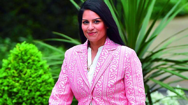 Priti Patel, Britain's senior-most Indian-origin minister
