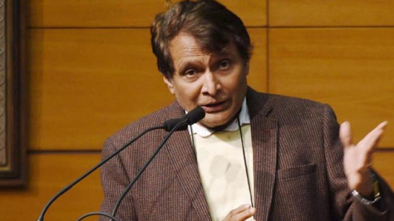 Prabhu said black money is generated through various forms, and one type of intervention is to make systemic changes which will stop its generation.  (Image: File)