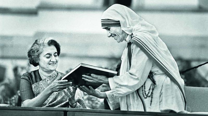 Picture from the book Saint Teresa of Calcutta: A Celebration of her Life and Legacy