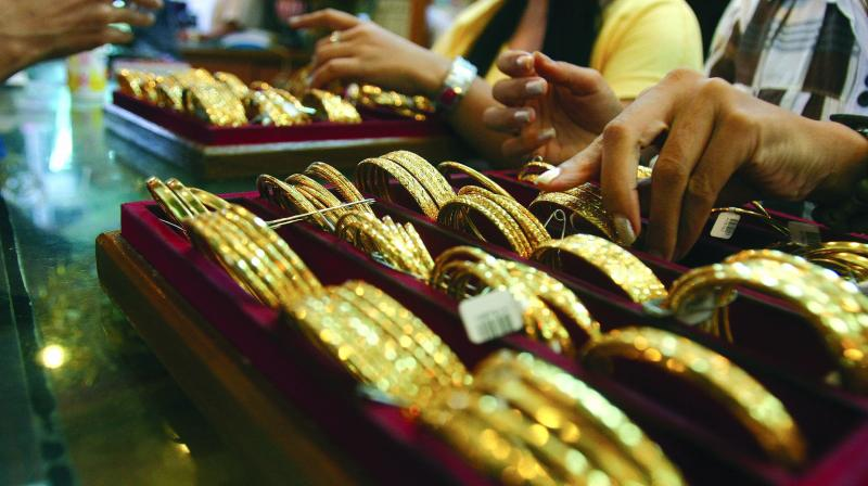 Gold prices dropped nearly 7 per cent from the recent high of February 2019. Weakness in gold prices will attract more buyers to gold.
