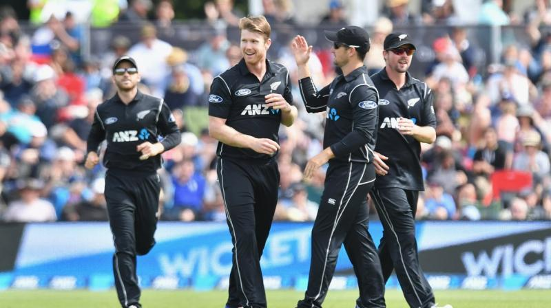 The second match in the series is in Nelson on Thursday. (Photo: ICC)