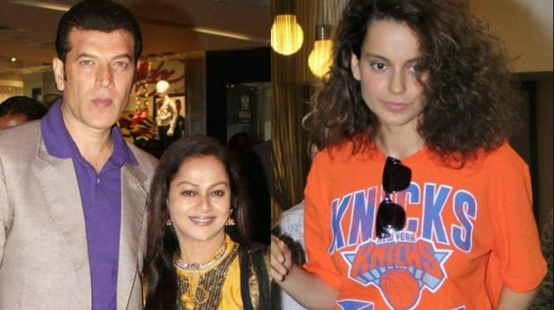 Kangana Ranaut-Aditya Pancholi row: Court issues summons to actress and her sister