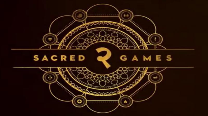 Sacred Games 2.