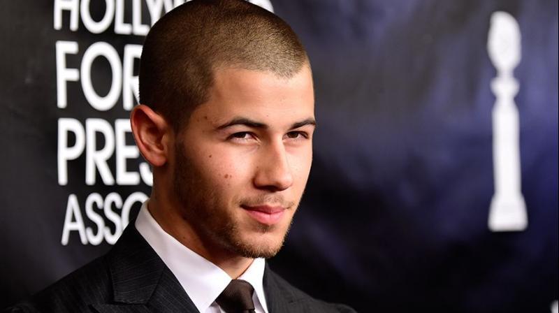 Nick Jonas. (Photo: AFP)