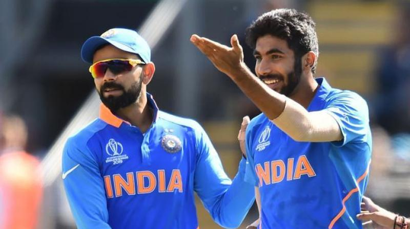 The Men in Blue are scheduled to arrive in India on July 14 after suffering defeat against New Zealand in semi-finals of World Cup 2019. (Photo: AFP)
