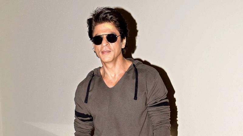 Actor Shah Rukh Khan