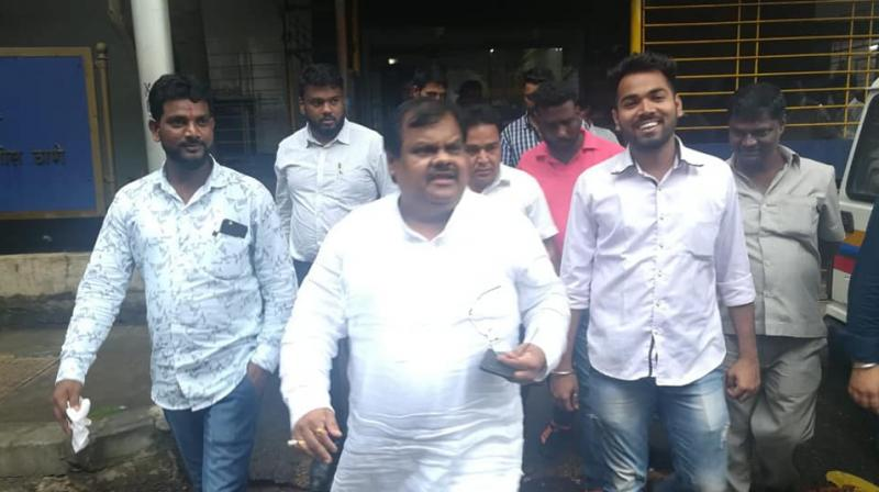 It should be noted that in 2018, a case was registered against Deepak Nikalje for alleged rape and sexual harassment based on the complaint of a 22-year-old woman. (Photo: Facebook    @Dipakbhau.Nikalje)
