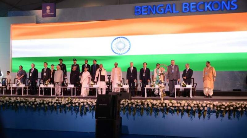 The report highlights that state is strategically placed to take advantage of the ongoing national projects and development into a hub for warehousing and logistics for the country as well as the ASEAN region. (Photo: bengalglobalsummit.com)