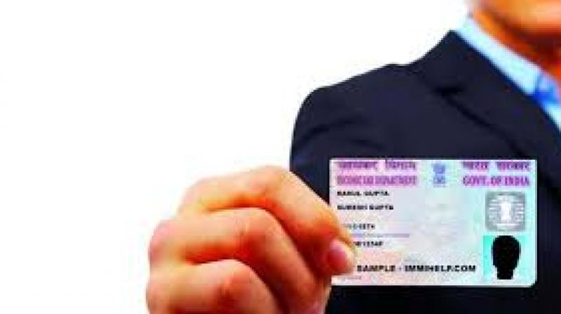 PAN card is an important document for filing income tax returns.