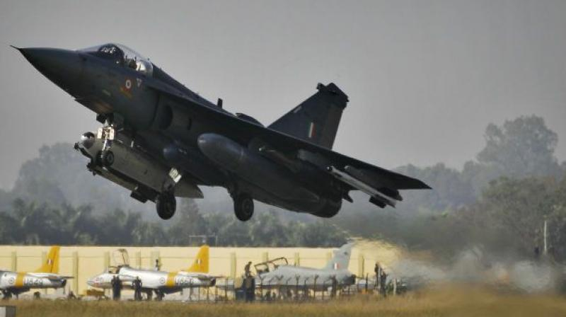 Despite Tejas' impressive performance, it is important to remember that an indigenous power plant is sine qua non for the craft; as on it depends the quality performance of a combat machine. (Photo: PTI)