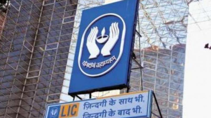 On a capital base of Rs 5 crore, the union said LIC's valuation surplus was Rs 53,211.91 crore.