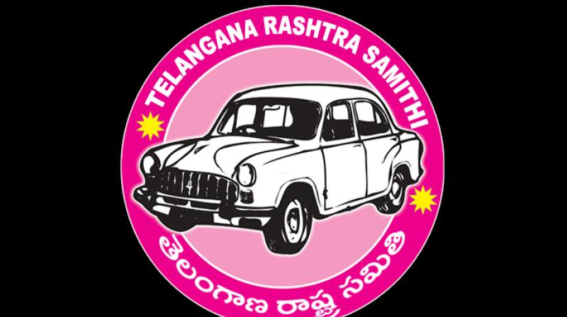 Bolstered by its thumping win in the Assembly polls in December last, TRS has set itself a target of winning 16 seats. (Photo: Twitter)