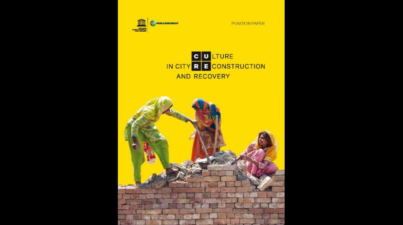 Cover image of Culture in City Reconstruction and Recovery (Photo credit : www.worldbank.org)