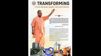 TMC taunts BJP as Yogi government advertisement shows flyover in Kolkata