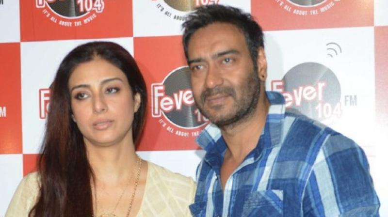 Tabu and Ajay Devgn's last collaboration 'Golmaal Again' was a blockbuster at the box office.