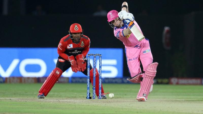 RR's last win at the Eden Gardens could galvanise their players to believe in themselves, after Ryan Parag led a dramatic late comeback. (Photo: IPLt20.com)