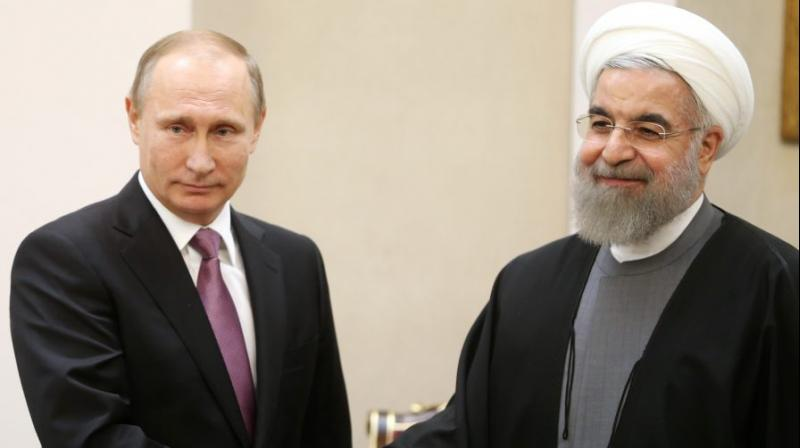 The two leaders said they were ready to deepen cooperation to fight terrorism. (Photo: AP)