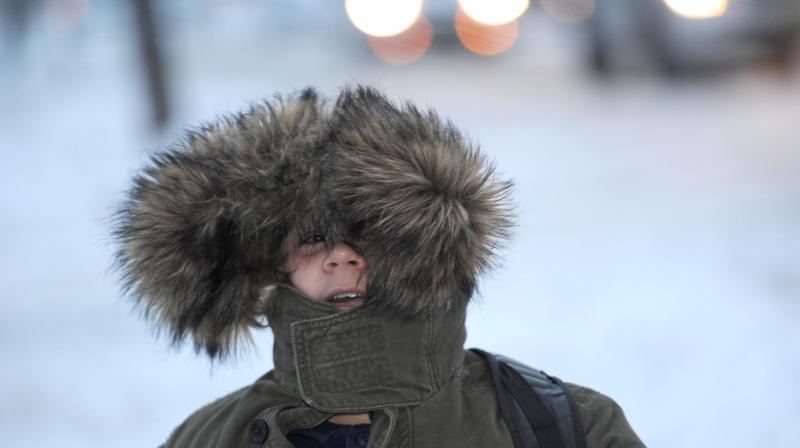 Temperatures In Boston Are Forecast To Plunge To 2 Degrees Fahrenheit Minus 17 Degrees Celsius