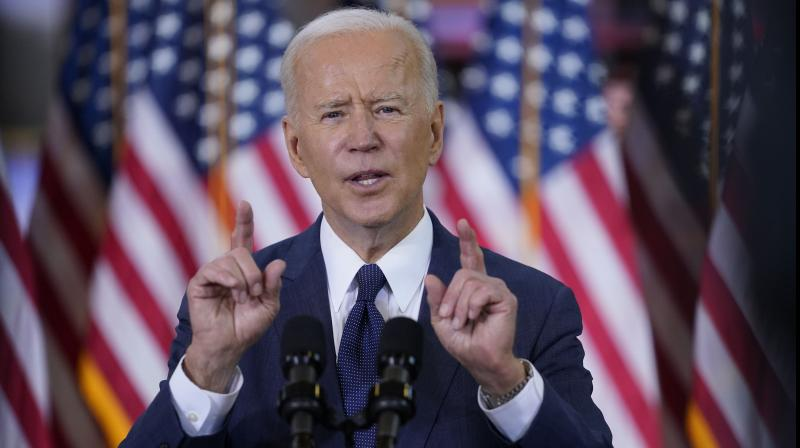 Biden had promised to lift the suspension on H-1B visas, saying Trump's immigration policies were cruel. (AP/PTI)