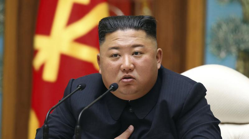 North Korean leader Kim Jong Un. (Korean Central News Agency)