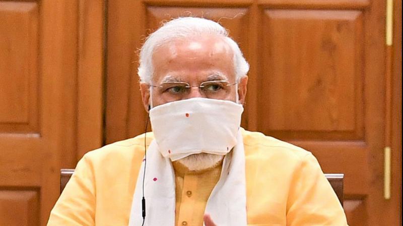 Prime Minister Narendra Modi. (PIB)