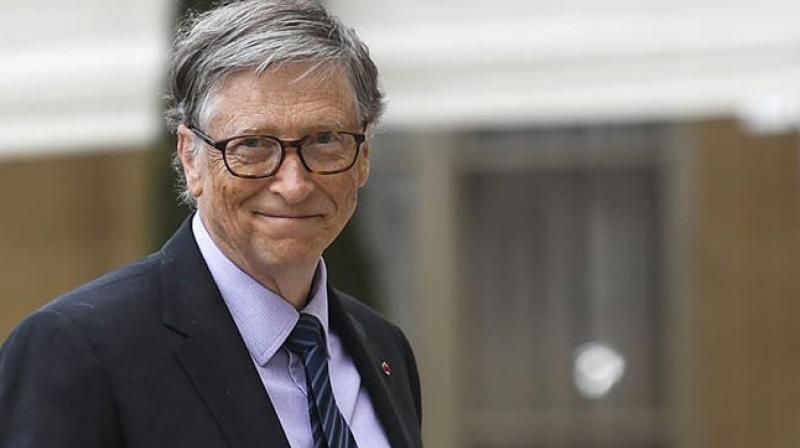 Bill Gates. (AFP)