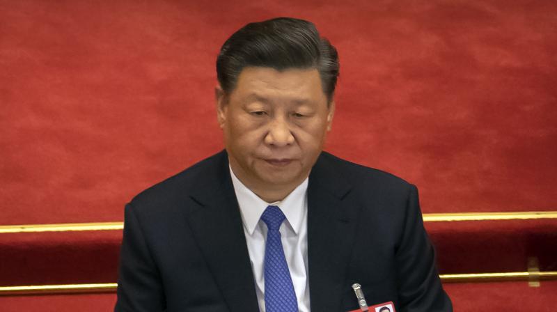 Chinese President Xi Jinping. (AP)