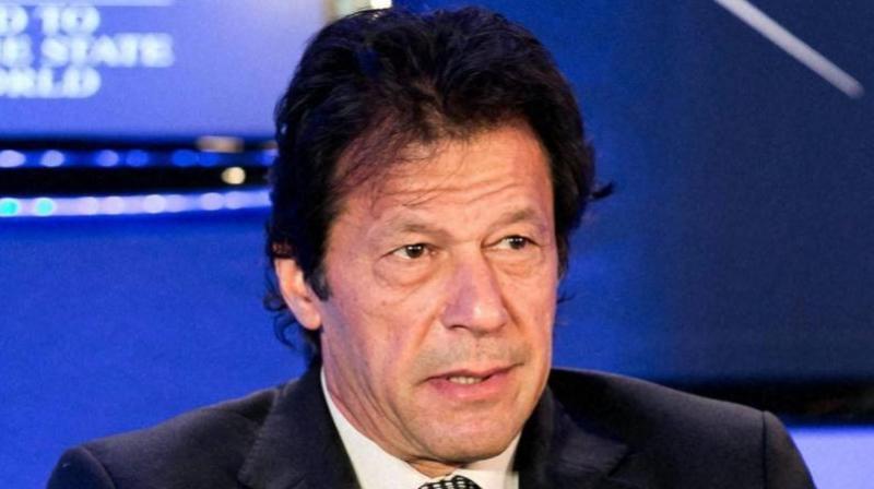 Pakistan Prime Minister Imran Khan. (PTI)