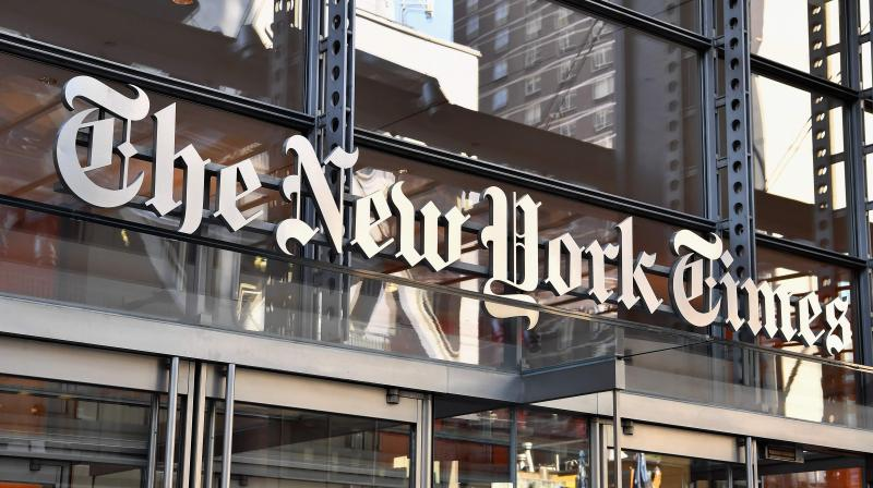 New York Times op-ed editor resigns amid backlash over column