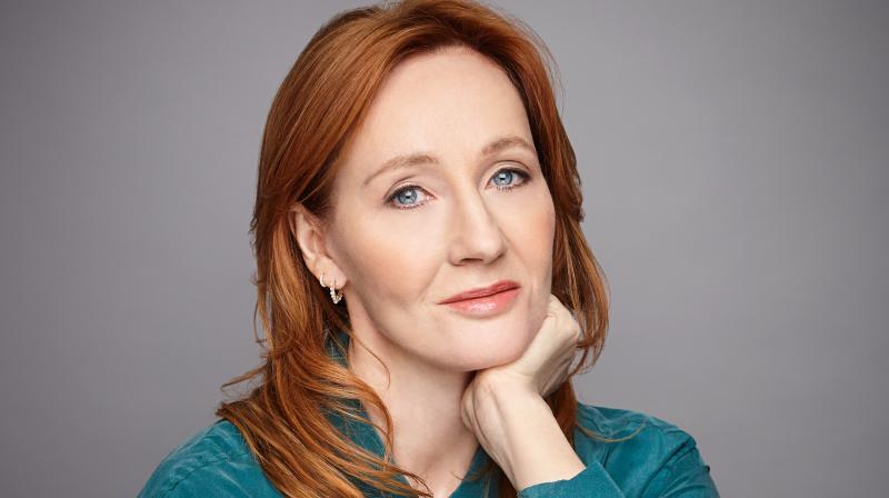 Author JK Rowling. (www.jkrowling.com)