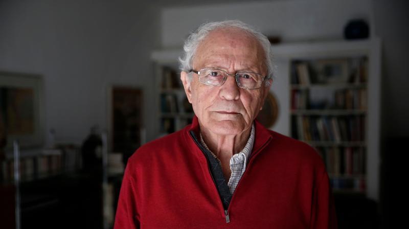 Zeev Sternhell. (AFP)