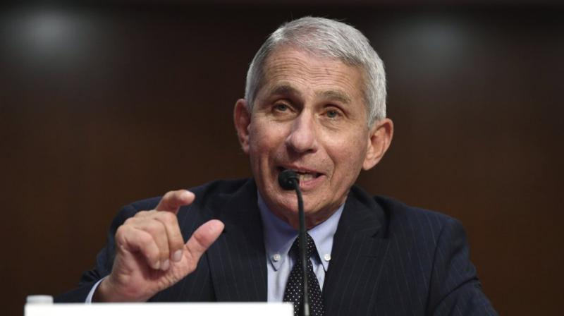 We have the tools, so let's use them and crush the outbreak, Fauci said. (AP)