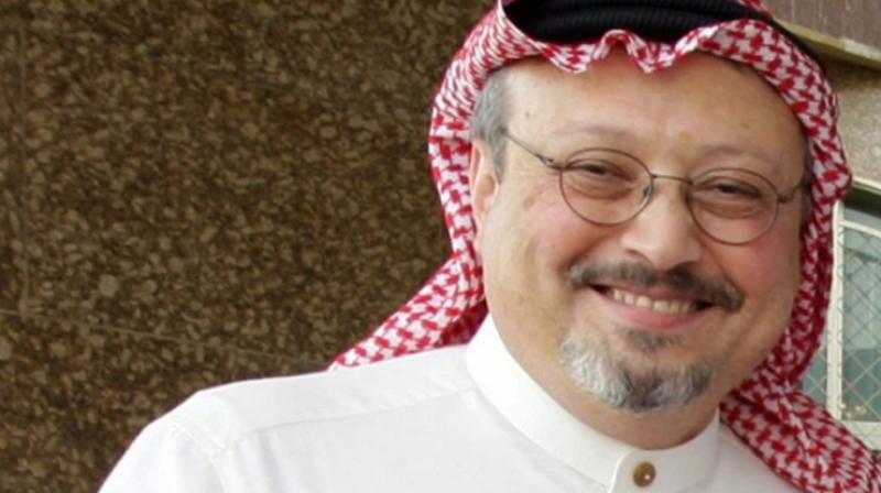 Saudi journalist Jamal Khashoggi. (AFP)
