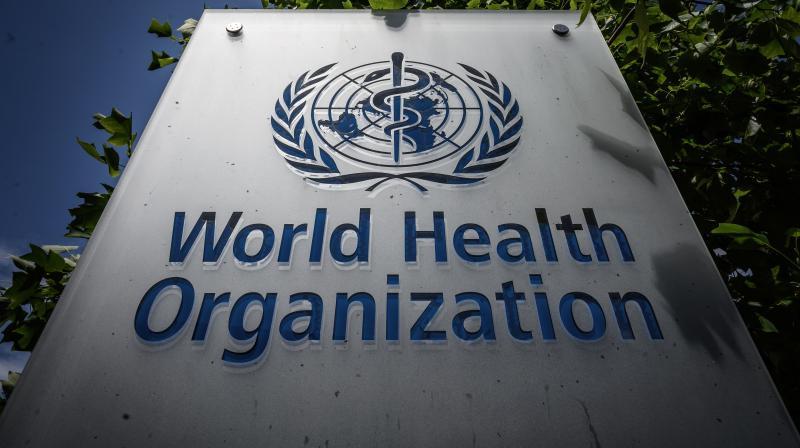 World Health Organization headquarters at Geneva. (AFP)