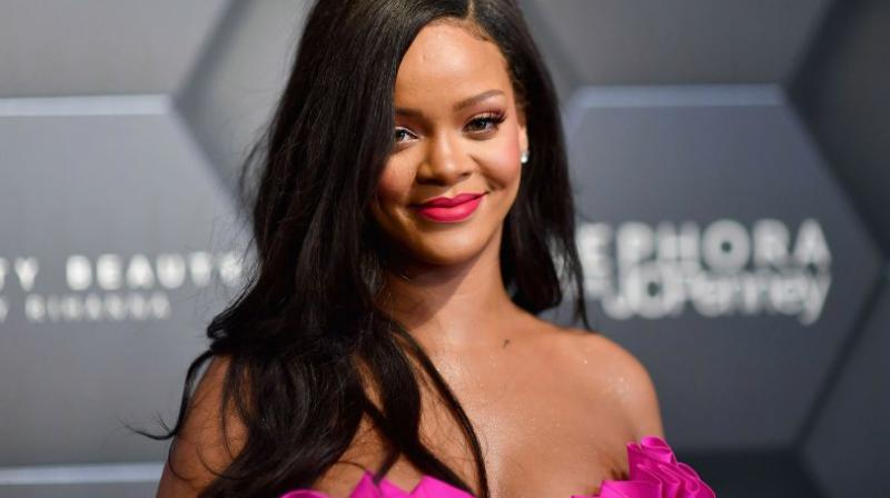 Pop star Rihanna is on the mend after she recently met with an accident on an electric scooter. (AFP)