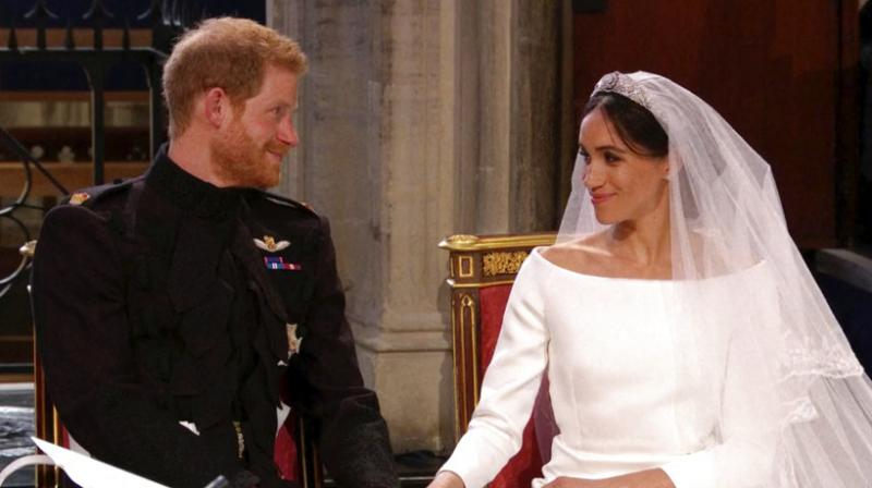 royal wedding prince harry meghan markle officially married royal wedding prince harry meghan