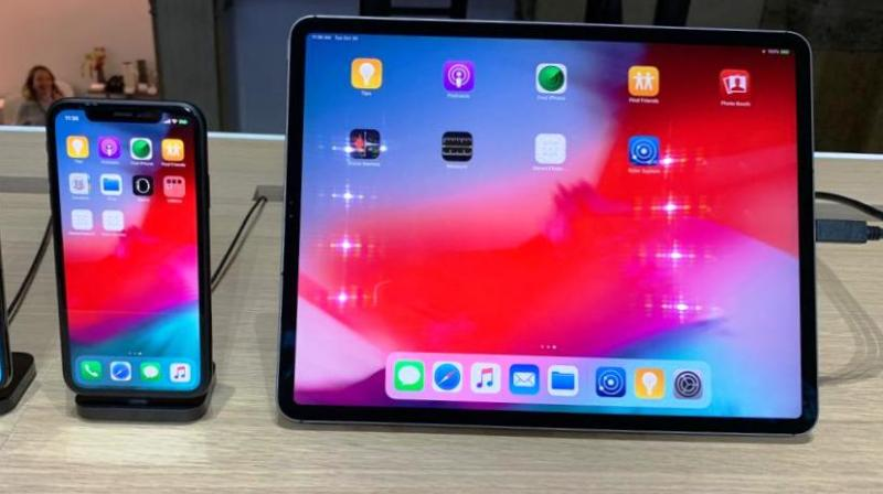 Apple finally took off the wraps off its brand new iPad Pro. The new 2018 model brings in a major overhaul in the design department with a slimmer 5.9mm chassis and an iPhone XR-esque narrow-bezel display. Apple also introduced their reengineered A12X Bionic CPU which claims to handle 5 trillion operations in a second and can handle Augmented Reality tasks with ease. It also brings along a redesigned Apple Pencil that magnetically attaches to the iPad Pro. Available in two sizes, the new iPad Pro is claimed to be more powerful than most modern laptops. Take a look at all the parameters that make it special.