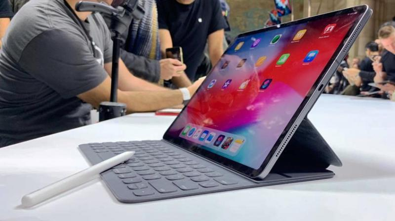 For years the company showcased the iPad Pro as not just a computer, but the computer. The only computer you will ever need.