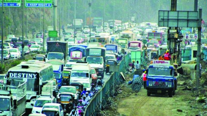 Metro-5 is a 29.4km long corridor project worth Rs 8146 core. (Representational image)