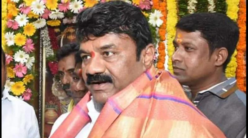 A senior Telangana minister on Saturday backed the alleged killing of four accused in the murder-cum-rape case of a veterinarian near Hyderabad in an encounter saying that anybody who commits a crime so cruel can expect to be eliminated in a police encounter. (Photo: Twitter)