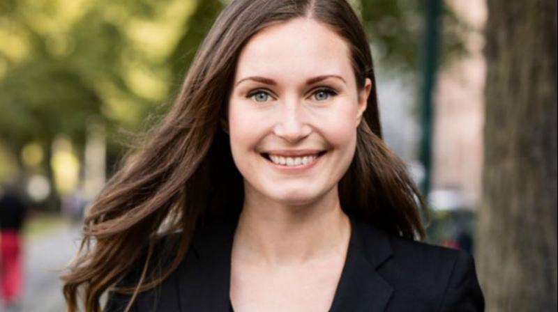 A 34-year-old transport minister and lawmaker has been tapped to become Finland's youngest Prime Minister ever and its third female government leader. (Photo: Twitter)