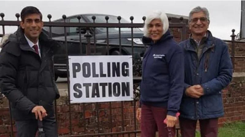 Indian-origin candidates across both the Conservative and Labour parties on Friday registered strong results in the UK's general election, with around a dozen MPs retaining their seats alongside some new faces. (Photo: File)