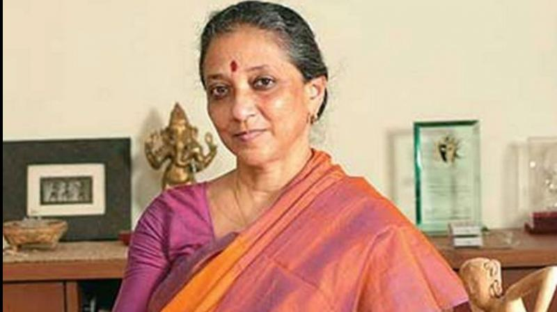 The CBI has booked ace Bharatnatyam dancer and former Chairperson of Sangeet Natak Akademi Leela Samson for alleged