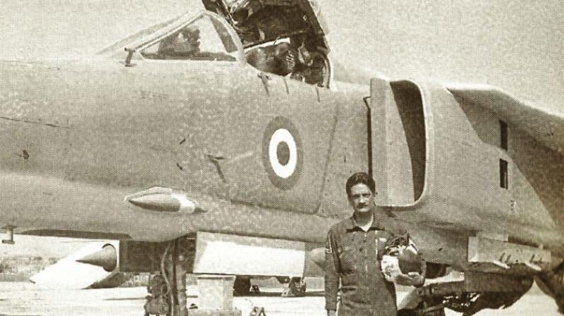 Few Indian pilots can boast of flying as many different types of aircraft as test pilot Wg Cdr P Ashoka. As an Indian Air Force (IAF) cadet in 1950, he learnt flying on an ancient Tiger Moth, a legendary biplane developed in the UK in the 1930s.
